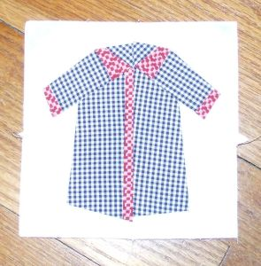 Carolyn Friedlander Shirt Block