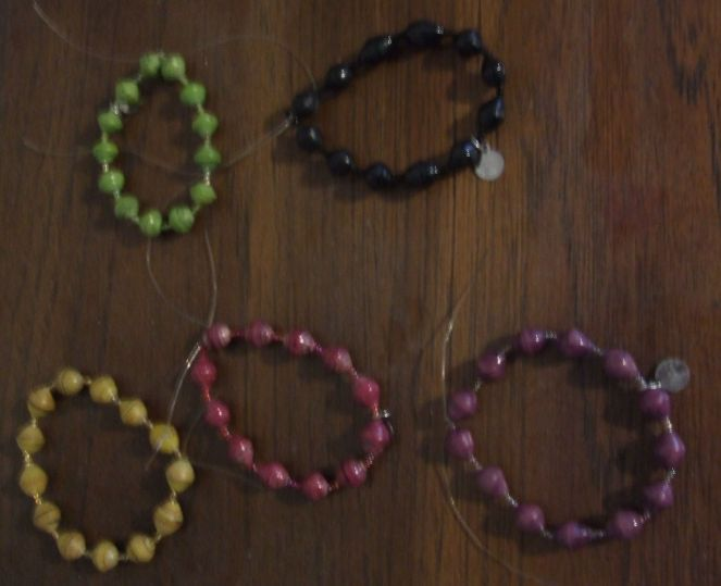 Fixed Bracelets Summer Version